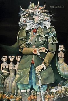Eduard Alcoy  -  Satanachia (1976)