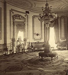 The White House, Blue Room