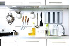 Dicas para deixar a cozinha organizada | #prateleiras #bugigangas #organizar #cozinhar