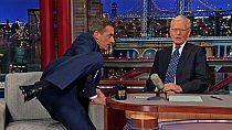The Late Show Video - Steve Carell's Hip Soup - CBS.com   [ second part -fun stuff ! ]