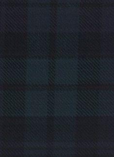 "BLACKWATCH   TAR-130 -  100% WOOL fabric 54"" wide. Horizontal repeat, 4"", Vertical repeat, 4 1/2"" Wool Fabric, Repeat"