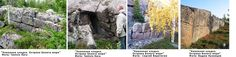 Hyperborea legacy in Kola peninsula, Russia. Masonry.