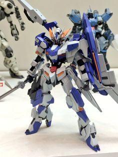 GUNDAM GUY: Hobby Japan Professional Gunpla Builds - On Display @ C3 Tokyo 2016