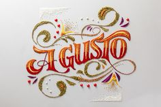 """A Gusto""   Project Summary  Panco Sassano (Graphic Designer/Illustrator), Anna Keville Joyce (Food Stylist/Illustrator), and Agustín Nieto (Photographer) team up to create a new, interdisciplinary..."