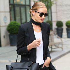 2016 Nouveau Design de Style Européen À La Mode Punk Simple Mode Bijoux Marque Noir/Rouge Large Velours Choker Collier Pour Les Femmes dame