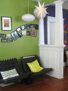 """Painting our second bedroom """"Organic Garden"""" by valspar- love this green Boys Room Design, Farmhouse Paint Colors, Pinterest Home, Kids Bedroom, Kids Rooms, Master Bedroom, Boy Room, Home Organization, Sweet Home"""