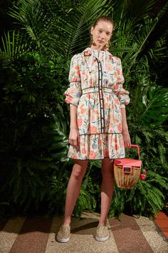 Kate Spade New York Spring 2018 Ready-to-Wear  Fashion Show Collection