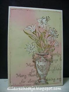Le style Magenta: A Victorian Bouquet! / Un Bouquet Victorien!