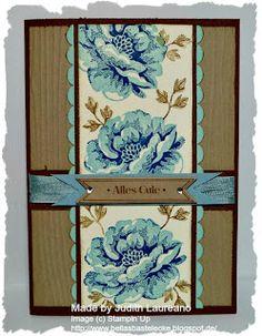 Bella´s Bastelecke: Stippled Blossoms Set