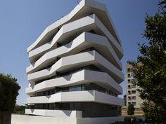 Living Foz building - Pedro Silva