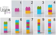 U nás: LEGO ze všech úhlů! Lego Duplo, Legoland, Bar Chart, Life, Design, Lego Duplo Table, Bar Graphs