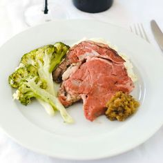 the fatty chalupa: Mustard, Garlic, & Herb Rib Eye Roast