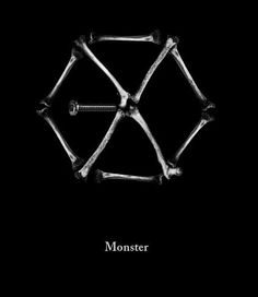 Exo(엑소) - Monster - EX'ACT