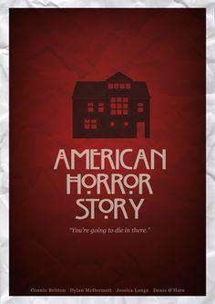 American Horror Story by Jonny Girvan
