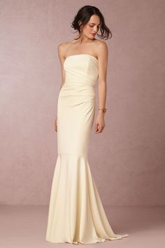 Clover Gown from @BHLDN #BHLDNwishes