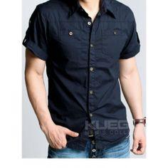 #CamisaCasualMasculina. Clique e confira mais de 55 modelos em #Promoção http://www.camisariarg.com/catalogo-masculino/camisa-casual-masculina.html