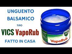 Come fare un unguento balsamico tipo Vicks VapoRub in modo semplice, con una ricetta naturale a base di oli, burri vegetali, Mentolo, oli