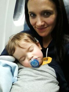 10 Tips For Traveling with Toddlers   I like the one about wiping down your area on the air plane @Pamela Culligan @Cathy Ma Basile