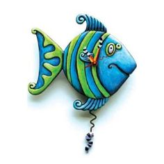 Fish Bathroom Clock   Google Search Part 46