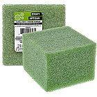 Floral Craft Green Foam Block, 3x4 in.