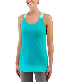 Another great find on #zulily! Lake Blue Liana Tank #zulilyfinds