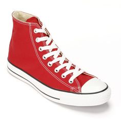 29 Best Red high tops images | Red high tops, Red converse