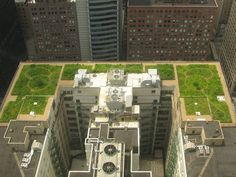 NYC Mayor Bloomberg Announces Green Roof Initiative-- his goal relates to water runoff, as a way to meet his goals of making 90% of NYC's waterways suitable for recreation...