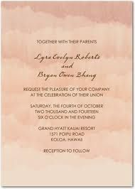Ombre Theme Wedding Stationery - Google Search