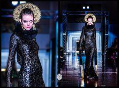 #VAFashionWeek #runway #art #dress#photography #JenkasFashion #couture #Russian #Luzhina #kokoshnik #newyerkcouturefashionweek