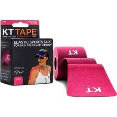 KT Tape Cotton Precut Pink