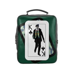 Play Your Hand...King Club No. 1 Backpack #outfy @outfyinc .  Our latest #collaboration with @wim_apparel_art and @3pieceonline from our #playyourhand series #rootcompass