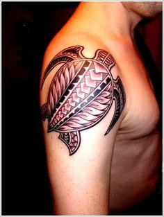 35  Unique and Impressive Turtle Tattoo Designs