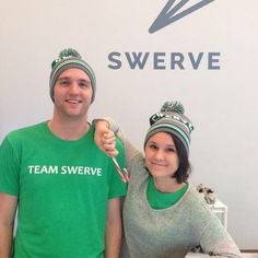 SWERVE hats are in!!