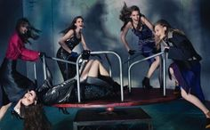 "AW12-13 ""COLLECTIONS"" STEVEN MEISEL FOR VOGUE ITALIA"