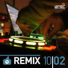 Divulgação do curso de Remix