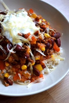 scharfer Paprika con carne without pakjes in zakjes - Empfäng voor de chile-con-carne-without . Quick Healthy Meals, Healthy Cooking, Healthy Eating, Healthy Recipes, Cooking Beets, Cooking Fish, Cooking Recipes, Mexican Food Recipes, Dinner Recipes