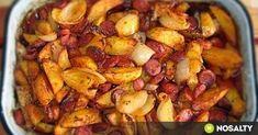 Ezúttal olcsó, laktató egytálételeket hoztunk, hogy a körettel se kelljen külön bajlódnotok - érdemes elmenteni, amelyik tetszik! Kung Pao Chicken, Sprouts, Potato Salad, Food And Drink, Potatoes, Favorite Recipes, Vegetables, Ethnic Recipes, Potato