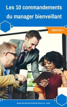 Ebook - 10 commandements du manager bienveillant