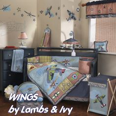 this is for my friend who is thinking about doing a Airplane Nursery :)