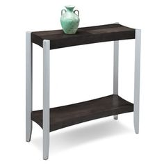 Luxury Black Hall Console Table
