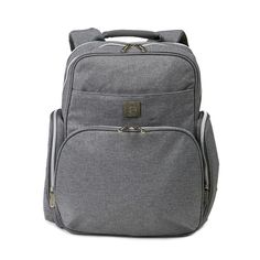 Ergobaby Anywhere I Go Backpack Diaper Bag - Gray : Target Baby Diaper Bags, Diaper Bag Backpack, Backpack Straps, Changing Pad, Bag Accessories, Fashion Backpack, Backpacks, Target