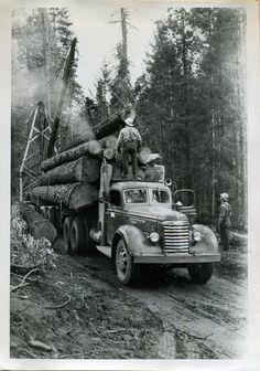 Jammer loading logs