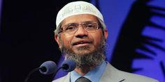 معروف اسلامی سکالر ڈاکٹر ذاکر نائیک پر بھارت نے بجلی گرا دی