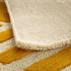 Gold Bars Rug | The Land of Nod