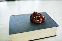 Leather Snap Bracelet | The Magnolia Market