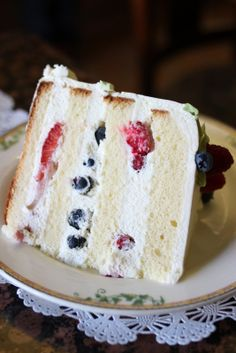 Sweet Lady Jane - triple berry shortcake. Best cake ever, but purchase fresh; frozen shipped just wasn't as good.
