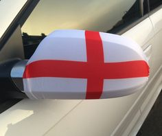 Our England Car Mirror Flag is the perfect addition to your car so that you can fly your colours! So if your feeling patriotic, buy your flag and hold it high!