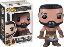 Game of Thrones - Khal Drogo Pop! Vinyl Figure (RS)