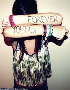 forever young♥