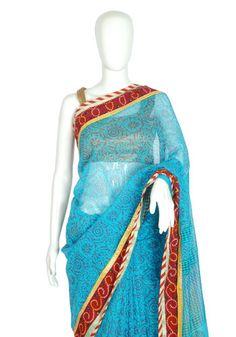 Designer Blockprinted Saree – Desically Ethnic #Designer Blockprinted ##Saree